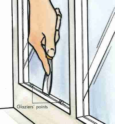 How To Replace Door Glass How To Fix Broken Window Glass How To Repair Windows Tips And Guidelines Howstuffworks