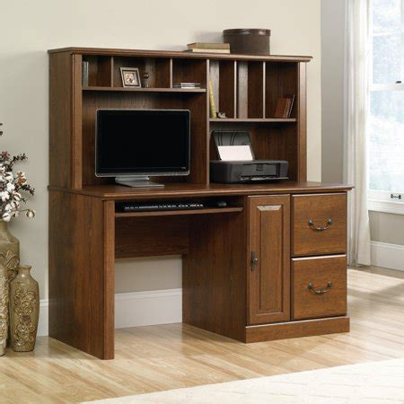 Sauder Orchard Computer Desk With Hutch by Sauder Orchard 59 In Computer Desk With Hutch
