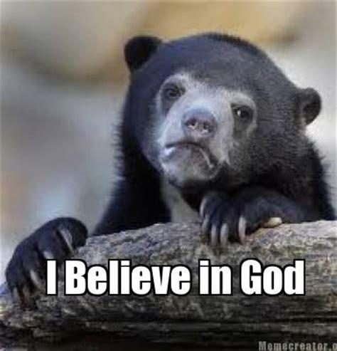 God Meme Generator - meme creator i believe in god meme generator at