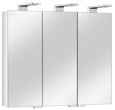 triple bathroom cabinet keuco royal universe thin triple mirrored cabinet