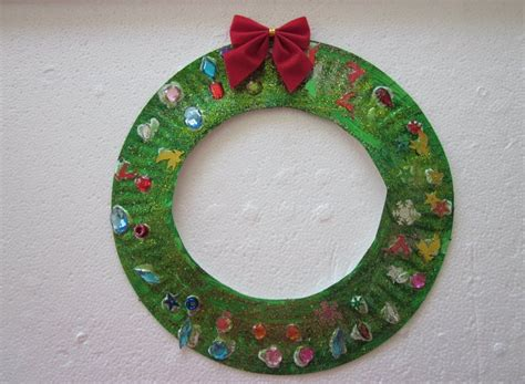 easy paper plate christmas crafts and easy crafts happy home