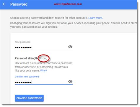 gmail password reset link generator how to change gmail password correctly