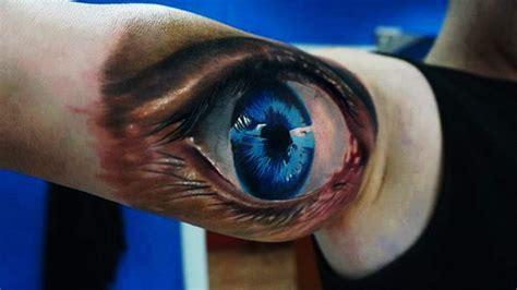 eyeball tattoo vice 3d tattoos a growing trend in tattoo designs memorial
