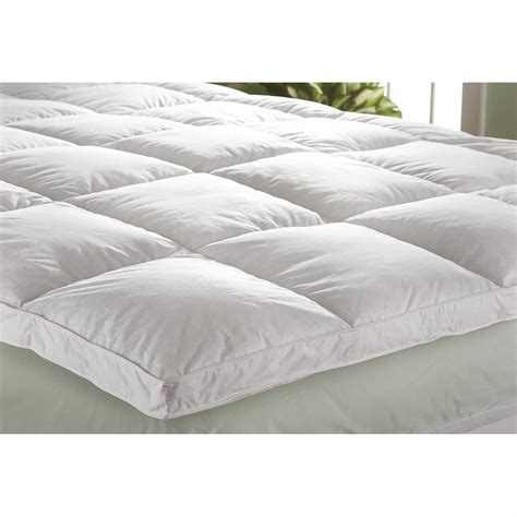 feather bed topper 4 down top feather bed 433182 mattress toppers