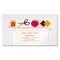 business card theme sewing theme magnetic business card zazzle