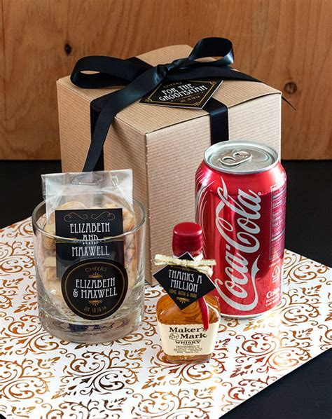 gift ideas for creative groomsmen gift ideas