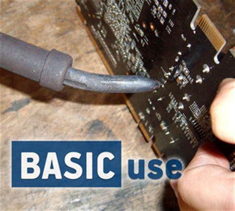 replacing capacitors on graphics card card repair replacing a bulging capacitor on a card