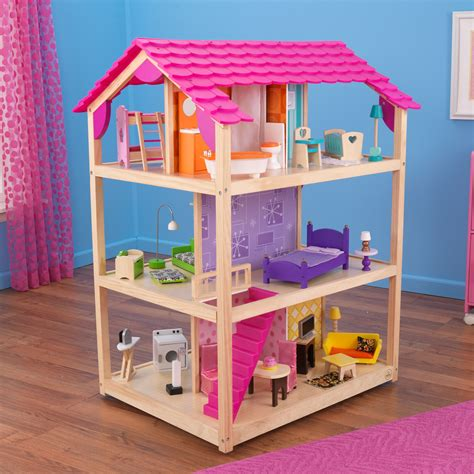 kidkraft dolls house uk kidkraft so chic dolls house
