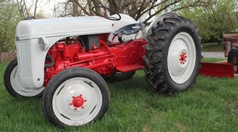 ford    naa tractor assembly parts service
