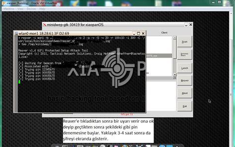 xiaopan tutorial hack wpa xiaopan ile wep wpa wpa2 şifre kırma turkhackteam