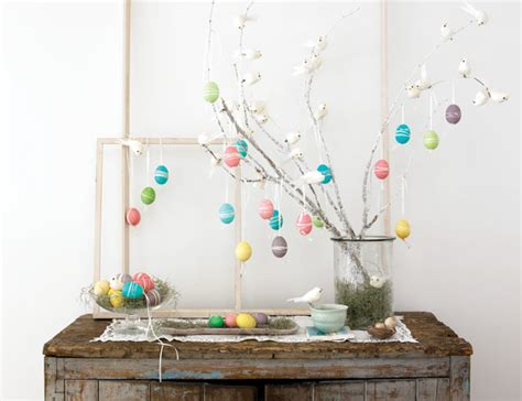 How To Make Easter Decorations For The Home easter home decoration style motivation