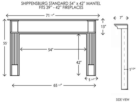 Fireplace Hearth Depth by Wood Fireplace Mantels Fireplace Surrounds