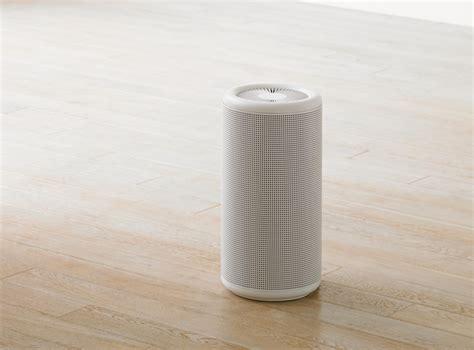 air purifier muji