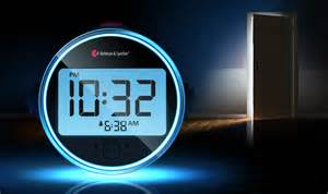 Alarm Clock With Light Alarm Clock Pro Plus Night Light Bellman Amp Symfon