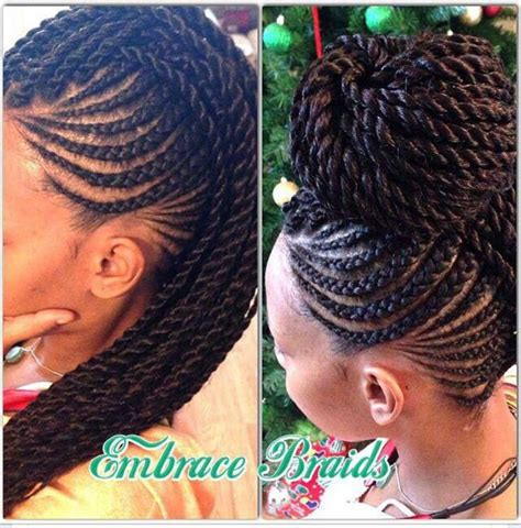 crochet hair mohawk pattern desire my natural protective style series vol 9 1