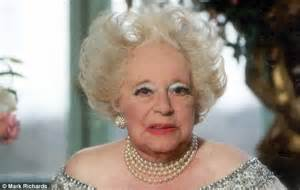 Barbara Cartland's guide to glamour: Dame swore by boot