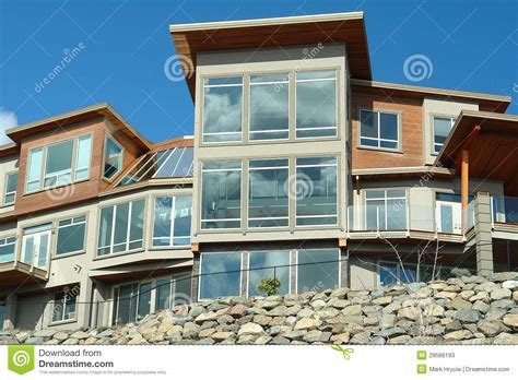 new windows house new home house exterior windows stock photos image 29566193