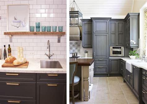 Dark Grey Cabinets Kitchen Dark Grey Kitchen Cabinets Beach House Pinterest