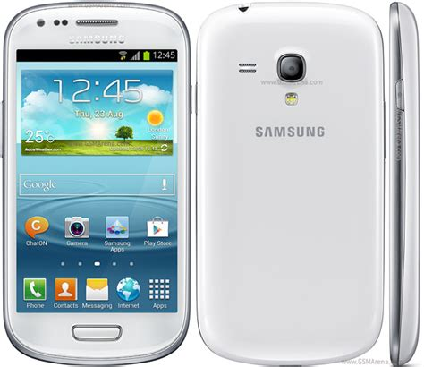 samsung i8190 galaxy s iii mini pictures official photos