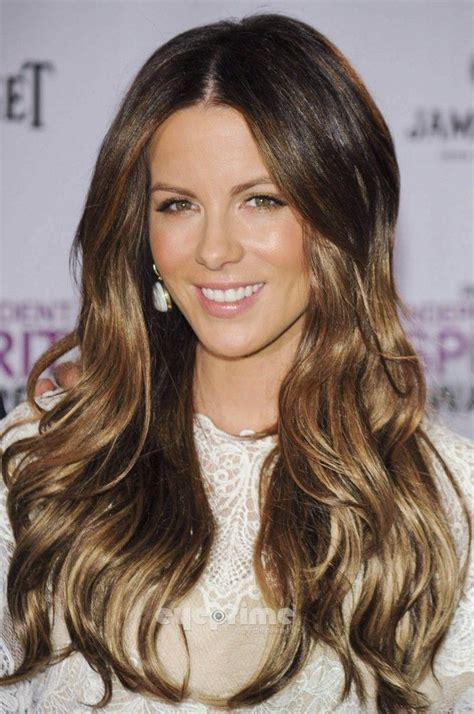 darker hair on top lighter on bottom is called kate beckinsale picmia