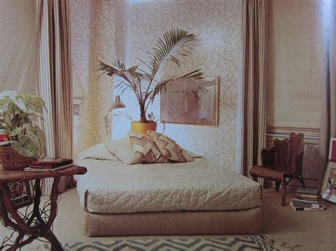 Chevron Bedroom Decor interior design time warp 2 the 1980s interiors for