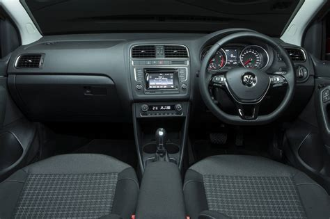 The Comfort Line by 2015 Volkswagen Polo Comfortline Interior