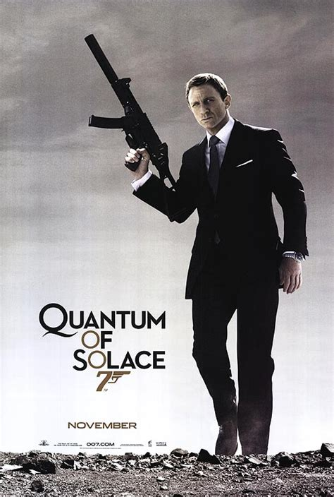 video film quantum of solace quantum of solace