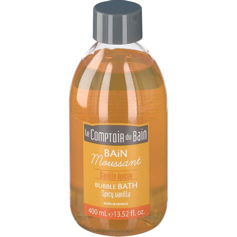 le comptoir du bain moussant vanille 233 pic 233 e shop