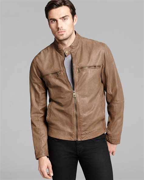 mens moto jacket 2017 design of cole haan vintage leather moto jacket