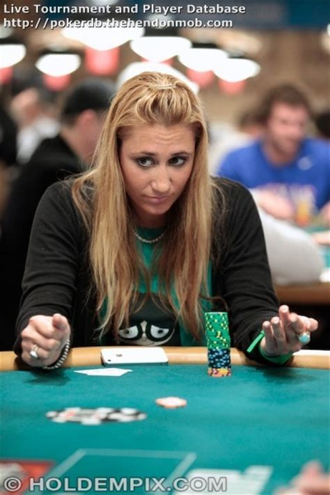 Vanessa Rousso: Hendon Mob Poker Database