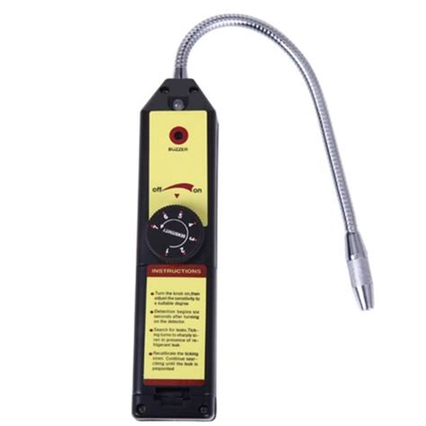 Ac Portable Freon hde portable halogen gas ac freon refrigerant leak detector air conditioner inspection tool