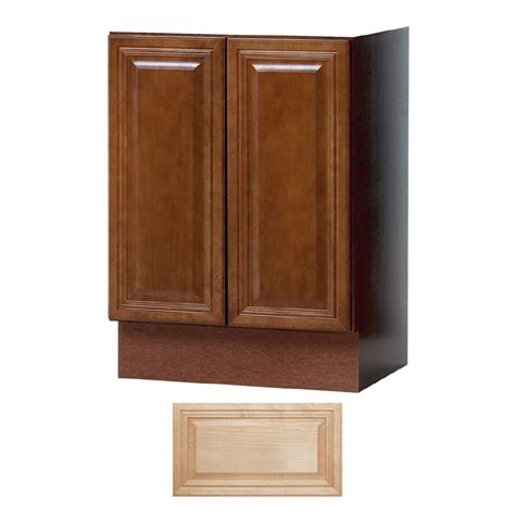 Shop Insignia Ridgefield Natural Maple Traditional Insignia Bathroom Vanities