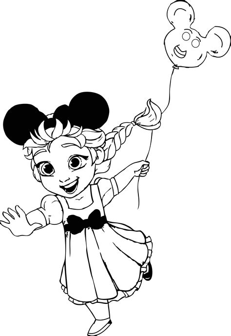disneyland coloring pages elsa at disneyland coloring page wecoloringpage