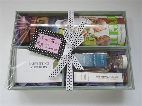 mom gifts design megillah new mom gift basket