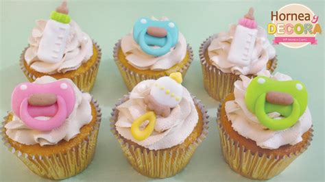 Cupcake For Baby Shower by Cupcakes Para Baby Shower 28