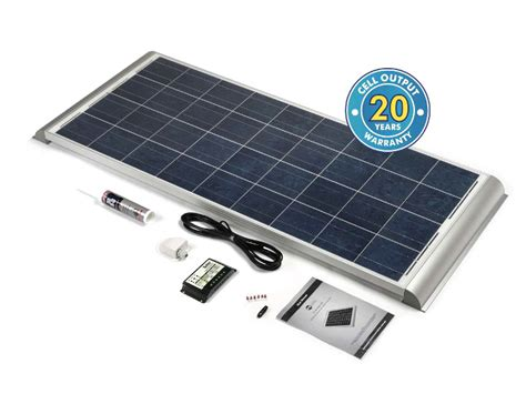 150 watt solar rooftop kit
