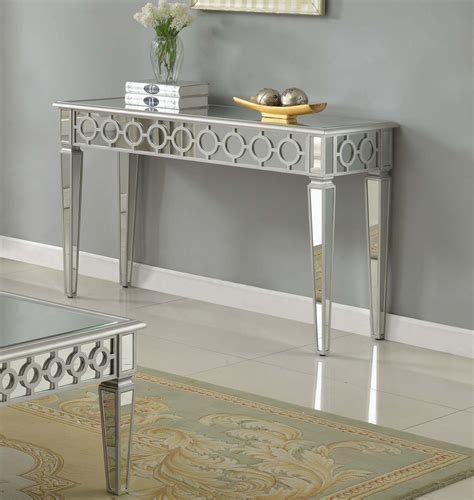glass accent tables living room