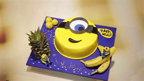 minion kuchen backen rezept ebrus minion torte das gro 223 e backen