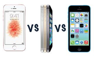 apple iphone se vs iphone 5s vs iphone 5c what s the difference pocket lint