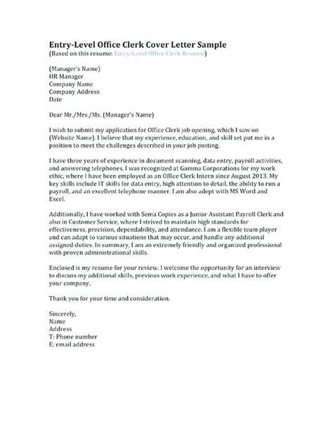 payroll resume clerk description coding cover letter