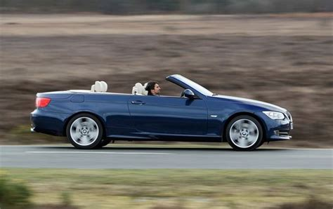 Bmw 3 Convertible by Bmw 3 Series Convertible 2007 Car Review Honest