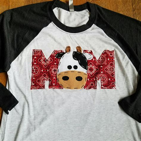 birthday themed shirts mom barnyard birthday shirt mom dad two cow matching