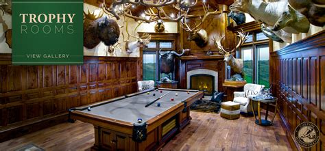 julian and sons trophy rooms julian sons woodworking
