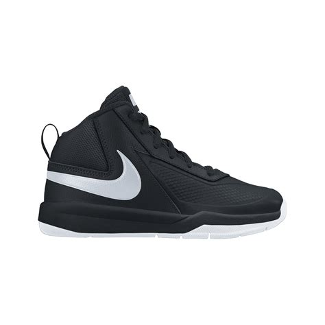 team nike basketball shoes nike basketball shoes boys team hustle