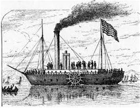 steamboat inventions of the industrial revolution
