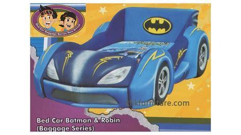 Bigland Batman And Robin Bed 100 X 200 Fullset bed car batman robin diskon 50 termurah