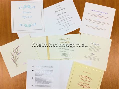wedding stationery printers sydney classic wedding invitations invitations sydney