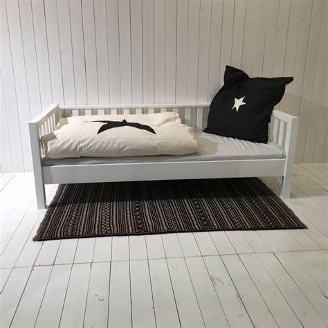 Kinderbett Skandinavisches Design by Roomstar Tagesbett Weiss Umbaubar Zum Basisbett