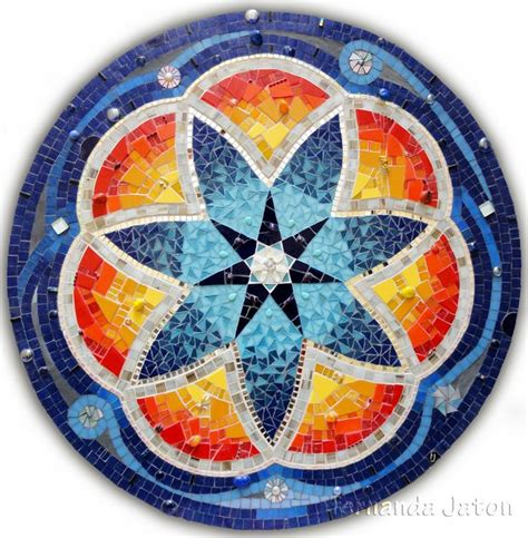 mosaic pattern kits 973 best images about round mosaics on pinterest mosaic