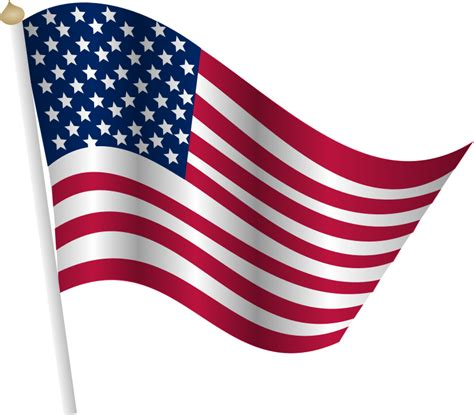 american flag clipart clipart american flag